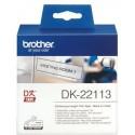 RUBAN ORIGINAL BROTHER QL500/550 - DK22113