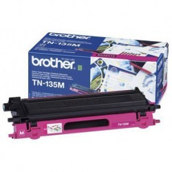 TONER LASER ORIGINAL BROTHER TN135 MAGENTA 4000 PAGES