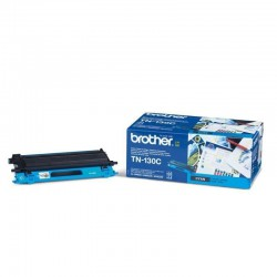 TONER LASER ORIGINAL BROTHER TN130 CYAN 1500 PAGES