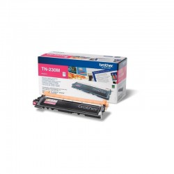 TONER LASER ORIGINAL BROTHER TN230 MAGENTA 1400 PAGES