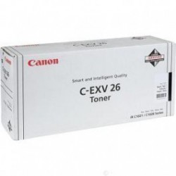 TONER PHOTOCOPIEUR ORIGINAL CANON CEXV26 NOIR 6000 PAGES