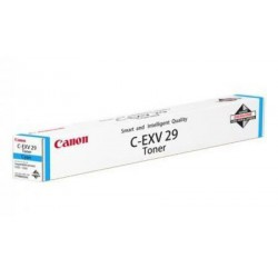 TONER PHOTOCOPIEUR ORIGINAL CANON CEXV29 CYAN 27000 PAGES