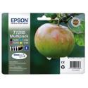 PACK DE 4 CARTOUCHES JET D'ENCRE ORIGINAL EPSON T1295 CMJN