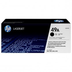 TONER LASER ORIGINAL HP Q5949A NOIR 49A 2500 PAGES