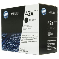 TONER LASER ORIGINAL HP Q5942A NOIR 42A 10000 PAGES