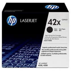 TONER LASER ORIGINAL HP Q5942X NOIR 42X 20000 PAGES