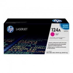 TONER LASER ORIGINAL HP Q6003A MAGENTA 124A 2000 PAGES