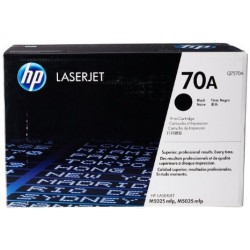 TONER LASER ORIGINAL HP Q7570A NOIR 70A 15000 PAGES