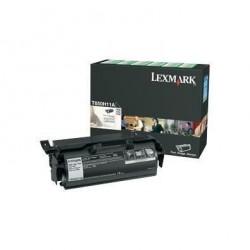 TONER LASER ORIGINAL LEXMARK T650H11E T650/652/654 NOIR 25000 PAGES