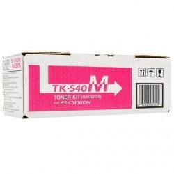 TONER LASER ORIGINAL KYOCERA TK540M FSC5100 MAGENTA 4000 PAGES