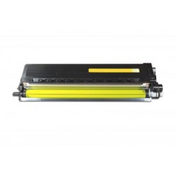 TONER LASER PREMIUM BROTHER TN328 JAUNE 6000 PAGES