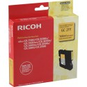 CARTOUCHE GEL ORIGINAL RICOH AFICIO GC21 / 405535 JAUNE 1000 PAGES