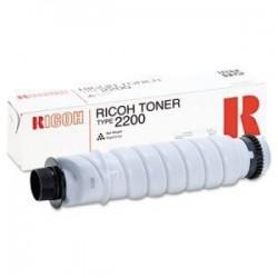 TONER PHOTOCOPIEUR ORIGINAL RICOH FT2012 - 889776 NOIR