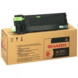 TONER PHOTOCOPIEUR ORIGINAL SHARP AR202LT NOIR