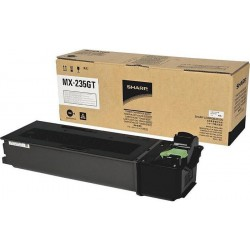 TONER PHOTOCOPIEUR ORIGINAL SHARP MX235GT NOIR