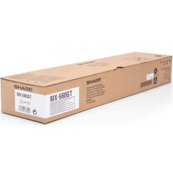 TONER LASER ORIGINAL SHARP MX561GT / MX-561GT NOIR 40000 PAGES
