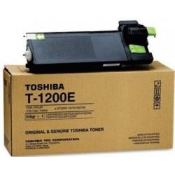 TONER PHOTOCOPIEUR ORIGINAL TOSHIBA T1200E NOIR