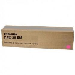 TONER PHOTOCOPIEUR ORIGINAL TOSHIBA FC28E MAGENTA