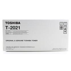 TONER PHOTOCOPIEUR ORIGINAL TOSHIBA T2021 NOIR