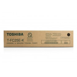 TONER PHOTOCOPIEUR ORIGINAL TOSHIBA FC25E NOIR 34200 PAGES